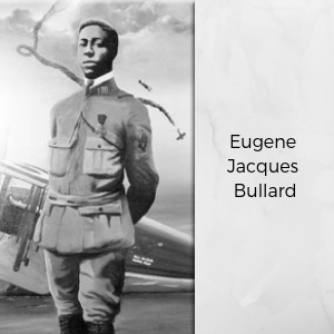 Eugene Jacques Bullard Combat Pilot