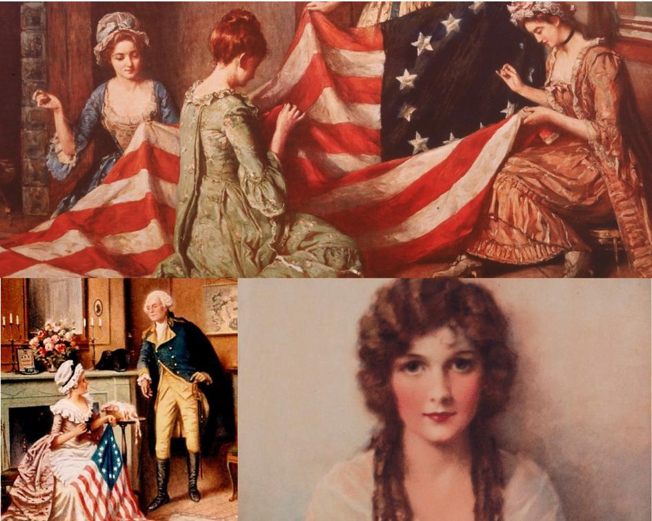 Women-Pioneers-Betsy-Ross