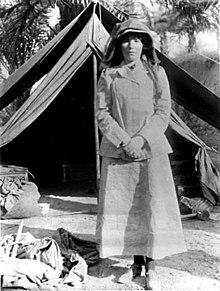 Gertrude-Bell-tent
