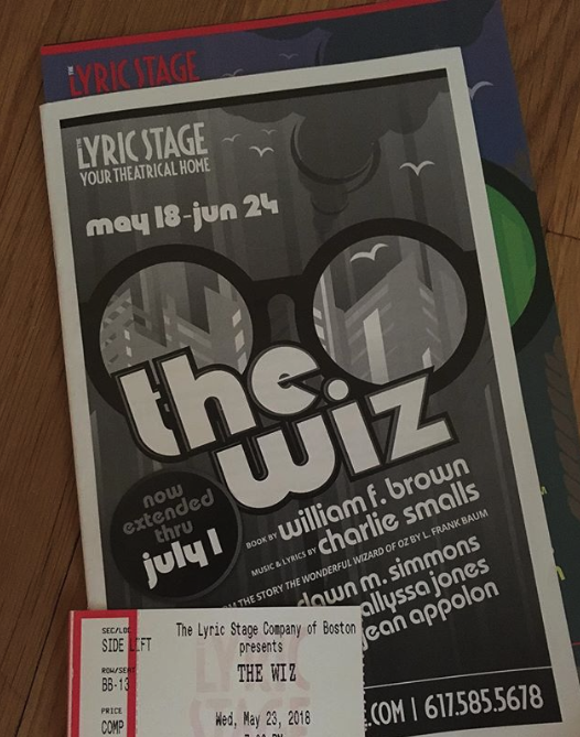 The Wiz - Review